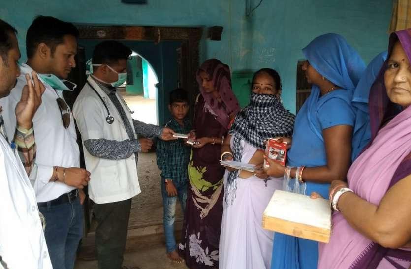 डेंगू रोगी को उपचार के लिए कोटा भेजा,पलायथा में 80 घरों का सर्वे, तीन रोगी और मिले