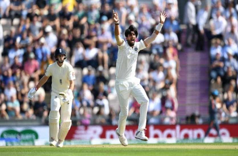 ईशांत शर्मा ने अपने नाम किया टेस्ट मैच में 250 वां विकेट, ऐसा करने वाले बस तीसरे भारतीय