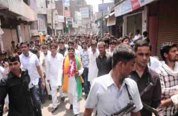 सपा के विभाजन पर बोले भाजपा नेता, जो समाजवाद अपना घर नहीं संभाल सकता, वह क्या संभालेगा देश और प्रदेश