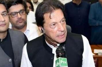 पाकिस्तान: पीएम बनने के बाद पहली बार सेना मुख्यालय पहुंचे इमरान खान, सुरक्षा मुद्दों पर की बात