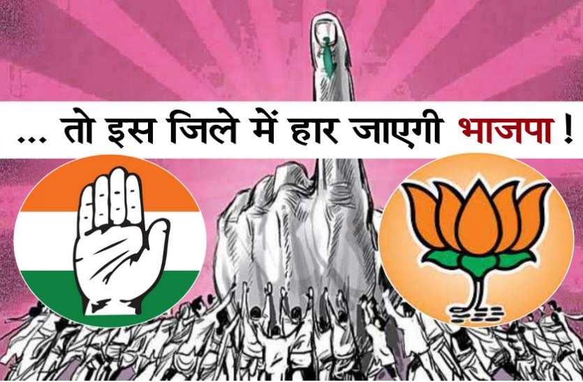 mp election2018 # हारे हुए विधायकों को टिकट देने पर भाजपा—कांग्रेस में मंथन