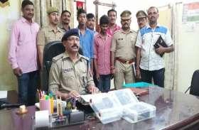 साइकिल यात्रा के दौरान सपा के इस नेता की हत्या की थी साजिश, मर्डर करने आ रहे दो शूटर गिरफ्तार