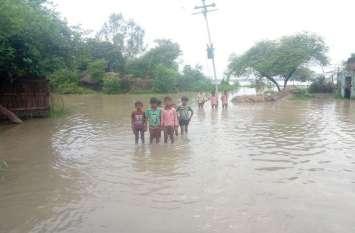 प्रदेश में फिर बाढ़ के आसार