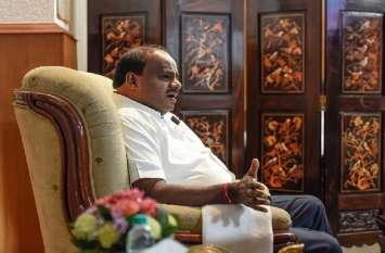 लोकसभा चुनाव में प्रधानमंत्री पद का उम्मीदवार नहीं, बीजेपी को मात देना ज्यादा जरूरी: एच डी कुमारस्वामी