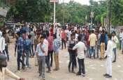 अलवर के सभी सरकारी महाविद्यालयों में मतदान शुरु, सबसे पहले यहां देखें तस्वीरें