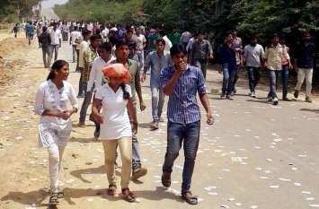 Alwar Student Election live : अलवर में छात्रसंघ चुनावों में मतदान शुरु, विद्यार्थियों में नजर आ रहा अलग जोश