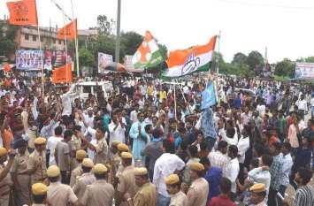 प्रदेशभर से छात्रसंघ चुनाव के कुछ खास नजारें कैमरे में ऐसे हुए कैद