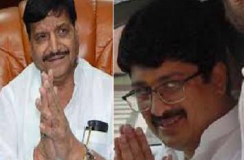 शिवपाल यादव को मिलेगा बाहुबली क्षत्रिय नेता राजा भैया का साथ, मुलायम तय करेंगे भविष्य की राजनीति