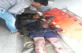 सुकमा आइइडी अपडेट : नक्सलियों के बिछाए आइइडी के चपेट में आने से गंभीर रूप से घायल जवान हुए शहीद
