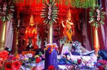 श्री कृष्ण जन्माष्टमी पर भव्य रूप में सज रही अयोध्या