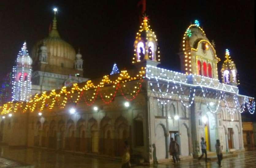 बुंदेलखंड के वृंदावन में जन्मेंगे कन्हाई, अनुपम होगा मंदिर का सौंदर्य