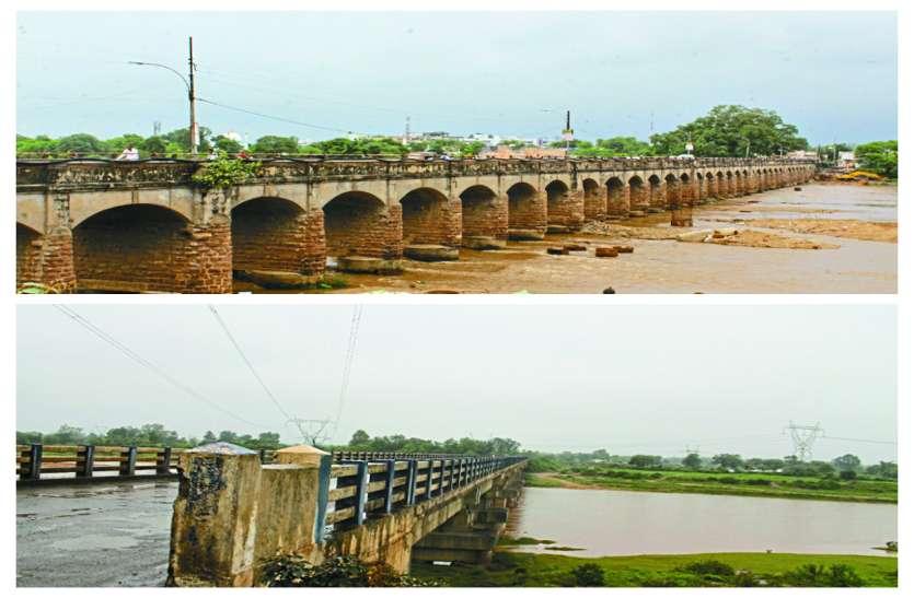 92 साल बाद भी जवान है सरकंडा का पुराना पुल, तुर्काडीह 7 साल में बूढ़ा होकर गिरने लगा