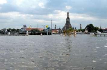 जलवायु परिवर्तन से थाईलैंड को बड़ा खतरा, 2030 तक समुद्र में समा जाएगा बैंकाक का आधा हिस्सा