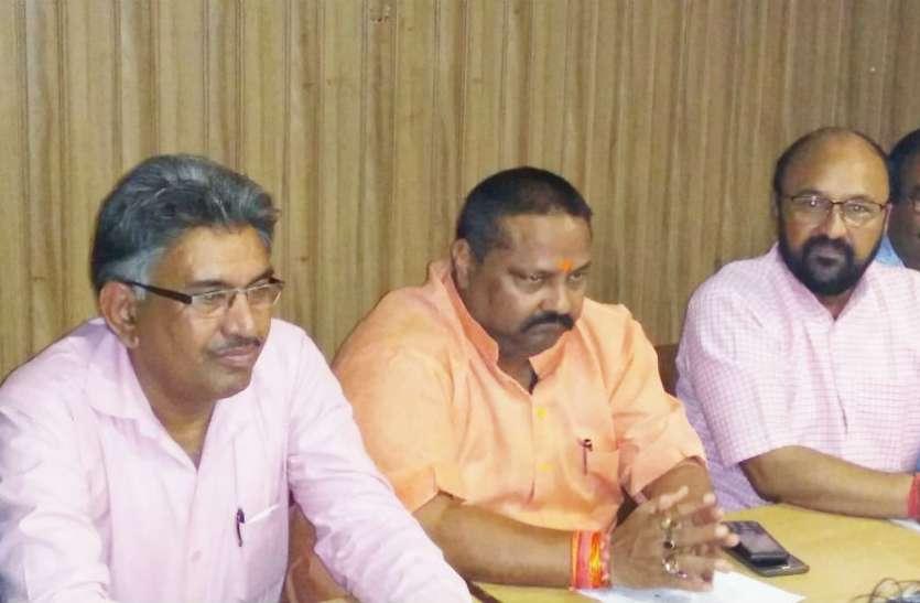 एम्स जैसी सुविधाएं एसएन मेडिकल कॉलेज में मिलेंगी: विधायक योगेंद्र उपाध्याय