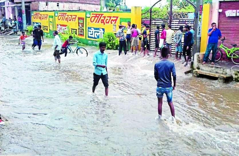 बड़ी खबर : बारिश ने ग्वालियर चंबल संभाग में मचाई तबाई,कईं मकान गिरे,जिले में अलर्ट,देखें वीडियो