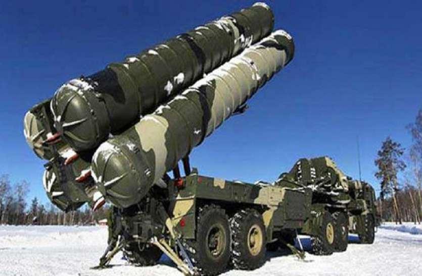 अमरीकी प्रतिबंधों के बावजूद भारत रूस से खरीदेगा S-400 मिसाइल, 2+2 वार्ता में दी जाएगी जानकारी