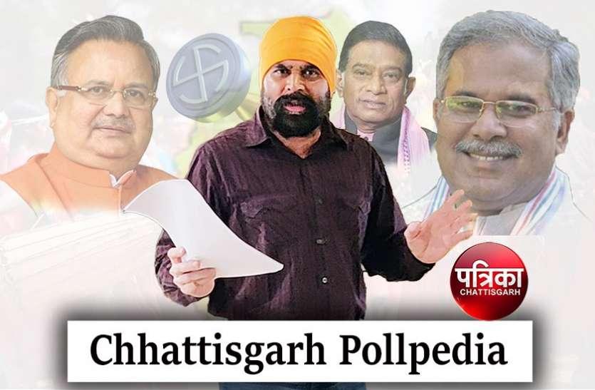 Chhattisgarh Pollpedia - छत्तीसगढ़ राज्य की स्थापना से जुड़ी 10 जरुरी बातें