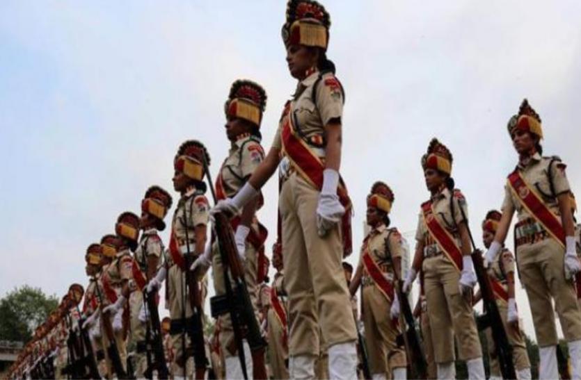 Constable Bharti - 12वीं पास युवाआें के लिए सिपाही 6189 पदों पर सीधी भर्ती, करें आवेदन