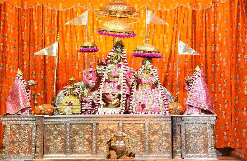 मध्य रात्रि में 31 हवाई गर्जनाओं के साथ भगवान कृष्ण होंगे प्रकट