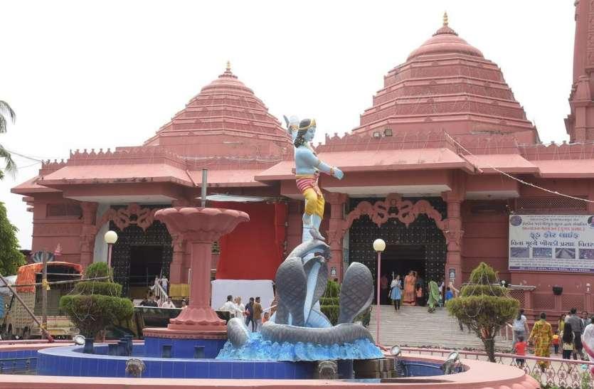 मंदिरों में कान्हा के दीदार को जुटेंगे लाखों श्रद्धालु