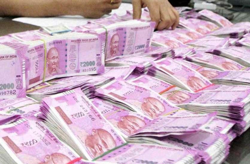 रुपए की गिरावट और बढ़ी, डॉलर के मुकाबले 72.74 पर पहुंचा