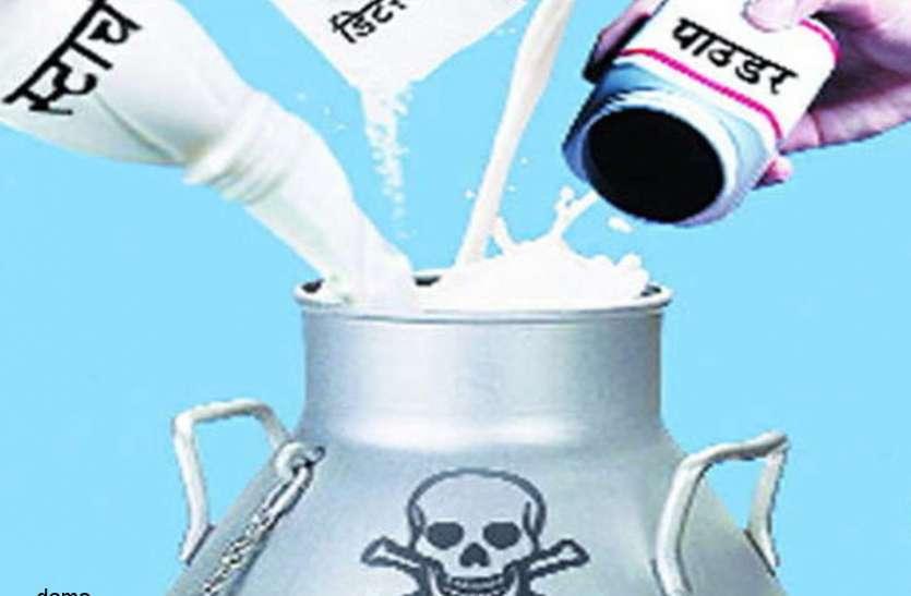 पंजाब,हरियाणा और चंडीगढ में मिलावटी दूध और उत्पादों से चिंतित सरकार