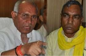 सिंचाईमंत्री धर्मपाल ने राजभर को पढ़ाया 'जिम्मेदारी' का पाठ, देखें वीडियो