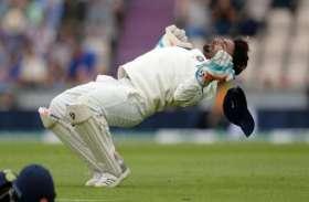Ind vs Eng Video : जब अश्विन की गेंद पर घायल हुए पंत, बुलाना पड़ा फिजियो