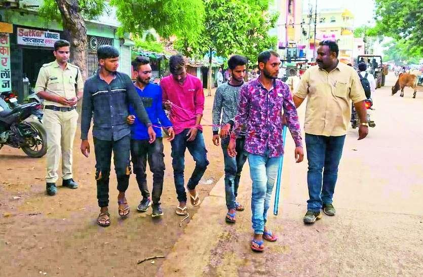 चुनाव के मद्देनजर  : आठ महीने में 27 गुंडों पर हुई कार्रवाई, 14 को किया जिला बदर