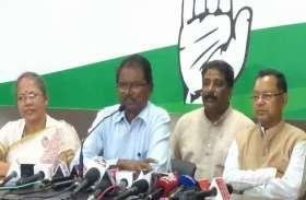 अब रिटायर्ड IAS सरजियस मिंज का राजनीति में प्रवेश, कांग्रेस में हुए शामिल