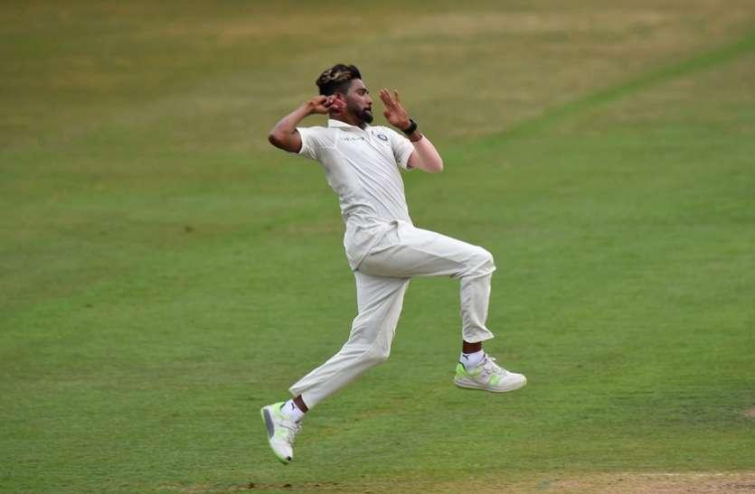 मो. सिराज की घातक गेंदबाजी, 8 विकेट चटकाते हुए आस्ट्रेलिया की बजा दी बैंड