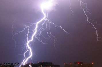 आकाशीय बिजली गिरने से 16 लोगों की मौत