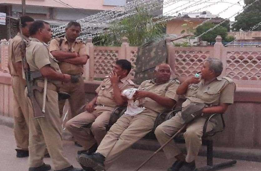 कर्फ्यू की कैद से आजाद हुआ मालपुरा, उत्साह के साथ मनाया जाएगा जन्माष्टमी का पर्व