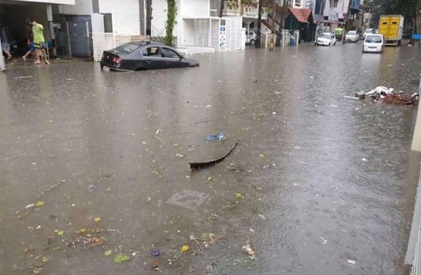 शहर को बाढ़ से बचाएगी सेंसर प्रणाली