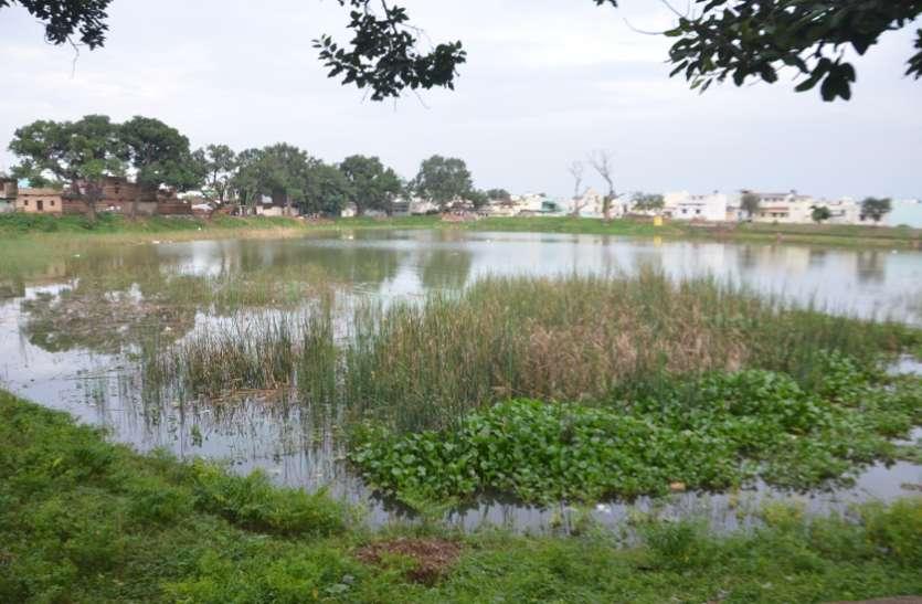 तालाबों को बचाइए