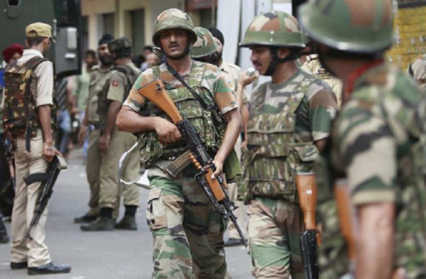पुलवामा में आतंकियों के खिलाफ बड़ी कार्रवाई, 20 गांवों में चलाया जा रहा सर्च ऑपरेशन