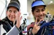 अर्पूवी चंदेला और अंजुम मोदगिल ने टोक्यो ओलम्पिक का टिकट किया पक्का