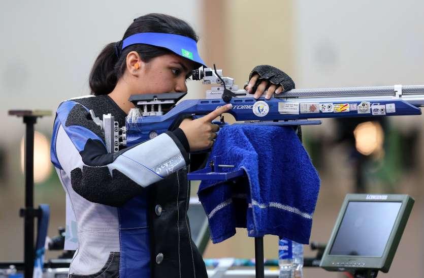 जयपुर की बेटी अपूर्वी ने टोक्यो ओलंपिक के लिए किया क्वालीफाई