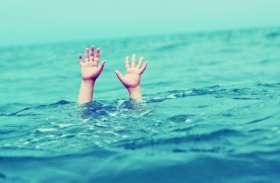 तीन दिन बाद भी कार के साथ नदी में डूबे परिवार के पांच सदस्यों का अता-पता नहीं