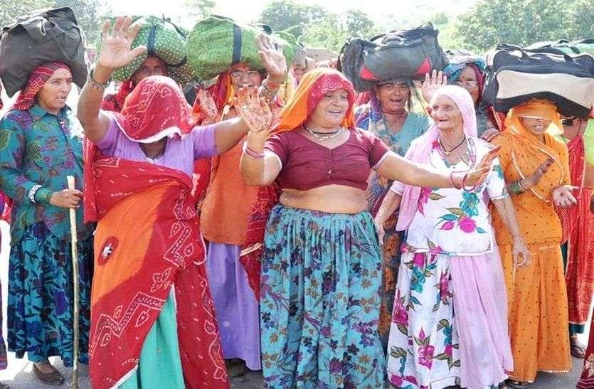 Lohargal Mela 2018 : अरावली की वादियों में लाखों श्रद्धालु 4 सितंबर से बाबा मालकेत के लगाएंगे 24 कोसीय परिक्रमा