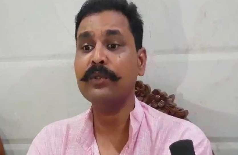 भाजपा सांसद का बड़ा बयान, बोले-पुरुष भी हो रहे अत्याचार का शिकार