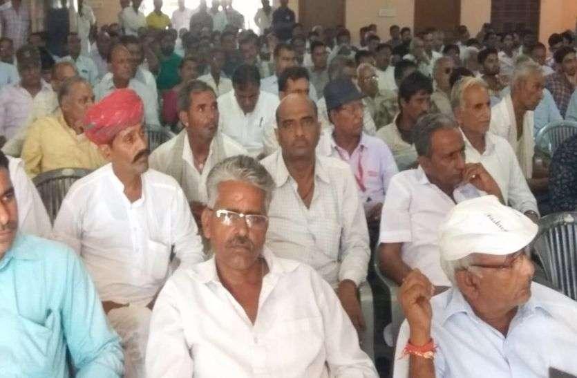 रिणवा को टिकट दी तो पार्टी को सीट गंवानी पड़ सकती है सीट