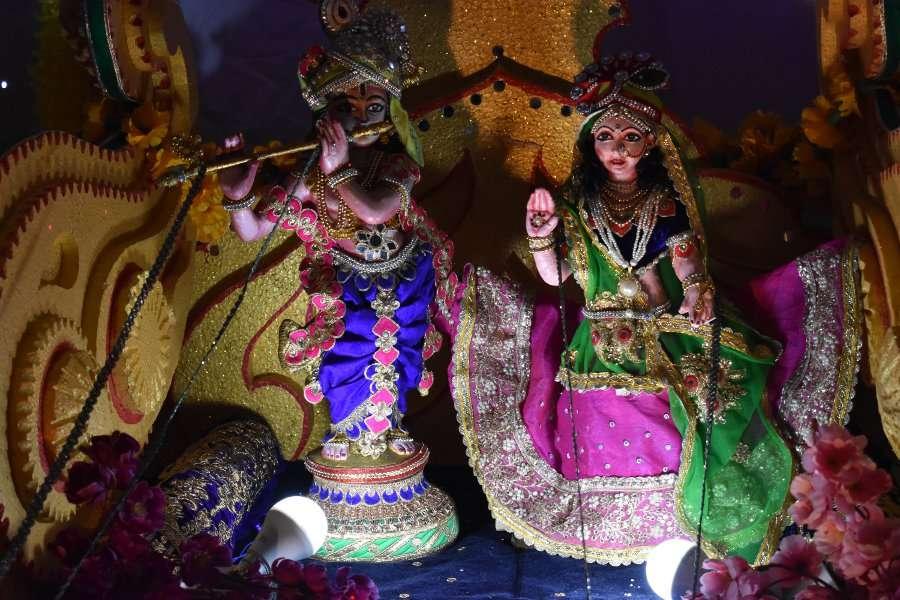 Janmashtami 2018 celebration in hoshangabad madhya pradesh