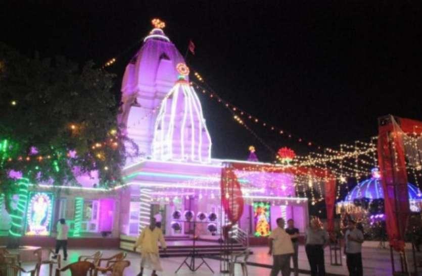 गाजियाबाद के दूधेश्वर मंदिर में कृष्ण जन्माष्टमी आज