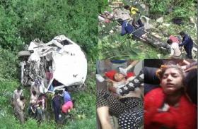 गंगोत्री मार्ग पर दुर्घटना में 13 तीर्थयात्रियों की मौत