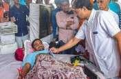 भूख हड़ताल: हार्दिक पटेल ने नेत्रदान की घोषणा की,  वसीयत कराई तैयार