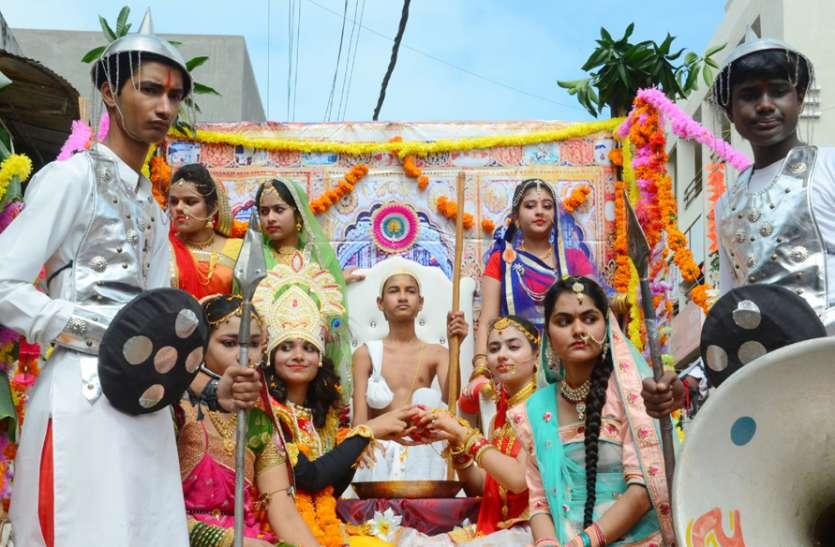 जय कन्हैयालाल के उद्घोषों से गूंजा शहर