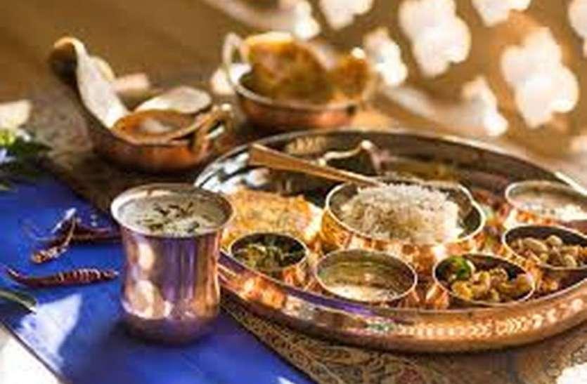 शाकाहारी खाने को पसंद कर रहे इंदौरी