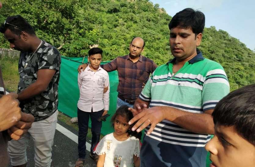 उदयपुर में जिपलाइन में हवा में टकराए दो युवक,  बाल-बाल बची मासूम... सुरक्षा इंतजाम पर लोगों ने उठाए सवाल..