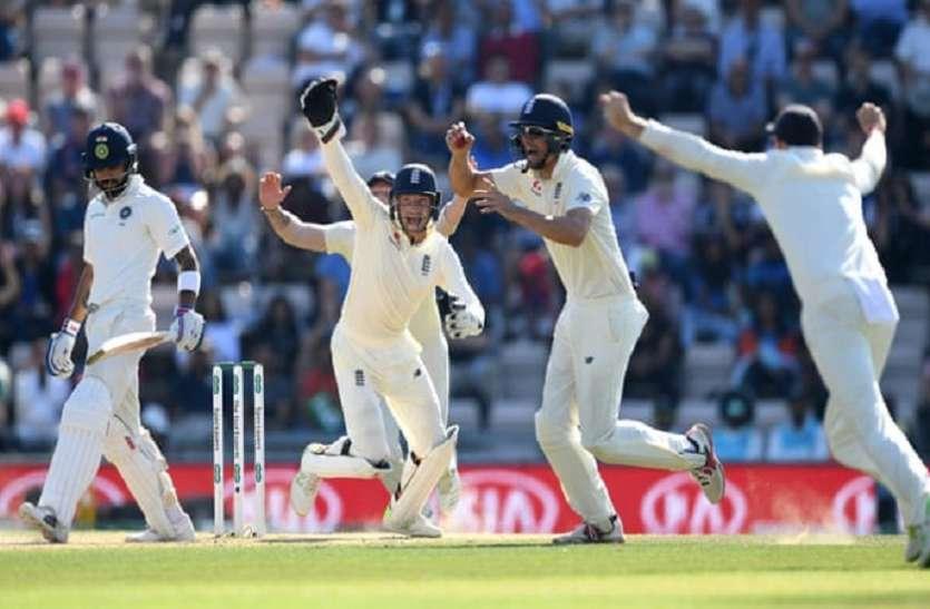 ENG vs IND : इंग्लैंड के खिलाफ भारत की हार के पांच बड़े कारण